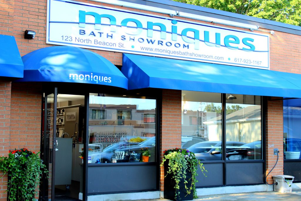 Monique's Bath Showroom in Watertown, MA