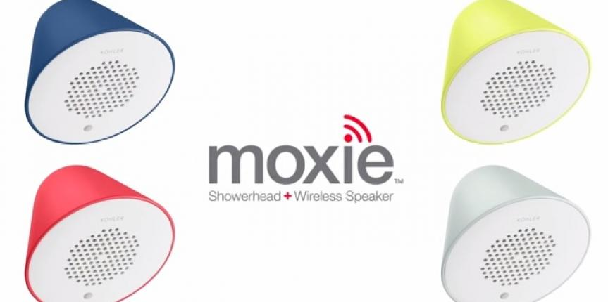 Moxie Shower + Wireless Speaker